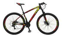 Bicicleta Aro 29 Dropp Z3 21v Câmbio Shimano Tamanho do Quadro 21 XG -