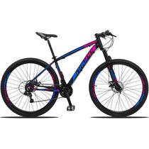 Bicicleta Aro 29 Dropp Z3 21v Shimano Freio a Disco e Suspensão -