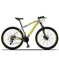 Bicicleta Aro 29 Dropp Z3-X 27v Freio Hidráulico Suspensão c/ Trava -