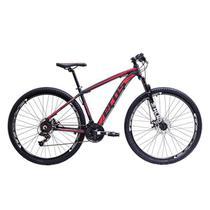Bicicleta Aro 29 Ecos Onix 24 Marchas Câmbios Shimano Freio Hidráulico -