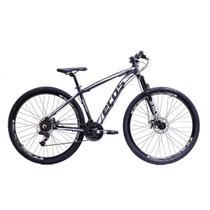 Bicicleta Aro 29 Ecos Onix 24V Câmbio Shimano Freio Hidráulico -