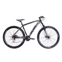 Bicicleta Aro 29 Ecos Touareg 24 Marchas Câmbios Shimano Freio A Disco -