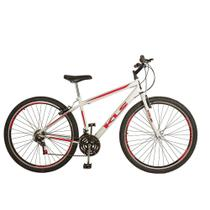 Bicicleta Aro 29 KLS Sport Gold 21 Marchas Freios V-Brake Mountain Bike