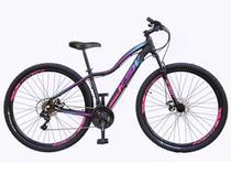 Bicicleta Aro 29 KSW MWZA 2020 Feminino 21v Freio a Disco -