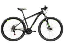 Bicicleta Aro 29 Mountain Bike Caloi TMR29V21 A20 - Freio a Disco 21 Marchas Câmbio Shimano