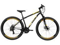 Bicicleta Aro 29 Mountain Bike Caloi - Vulcan Freio a Disco 21 Marchas