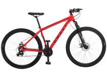 Bicicleta Aro 29 Mountain Bike Colli 531.26 - Freio a Disco 21 Marchas Câmbio Shimano
