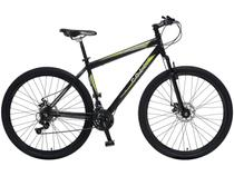 Bicicleta Aro 29 Mountain Bike Colli Bike - Force One Freio a Disco 21 Marchas Câmbio Shimano