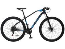 Bicicleta Aro 29 Mountain Bike Colli Duster - Freio a Disco 21 Marchas Câmbio Shimano