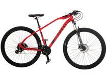 Bicicleta Aro 29 Mountain Bike Colli Duster - Freio a Disco 24 Marchas Câmbio Shimano