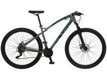 Bicicleta Aro 29 Mountain Bike Colli Toro - Freio a Disco 21 Marchas Câmbio Shimano