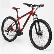 Bicicleta Aro 29 Mountain Bike GONEW Endorphine 6.3 - 24 marchas - Shimano - Alumínio -