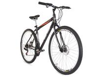 Bicicleta Aro 29 Mountain Bike Jaws Mormaii Disk Brake+Shimano Preto