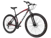 Bicicleta Aro 29 Mountain Bike Polimet 7149 - Freio a Disco 21 Marchas