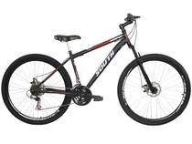 Bicicleta Aro 29 Mountain Bike South Bike  - Hunter GT Freio a Disco 21 Marchas