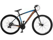 Bicicleta Aro 29 Mountain Bike South Bike - Legend Freio a Disco 21 Marchas Câmbio Shimano