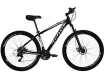 Bicicleta Aro 29 Mountain Bike South Bike - Legend Freio a Disco 21 Marchas