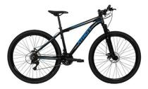 Bicicleta Aro 29 Mtb Aluminio Athor Titan 21v Freio A Disco -