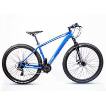 "Bicicleta Aro 29 Mtb Redstone Nitro 24V Azul Fosco 17"" -"
