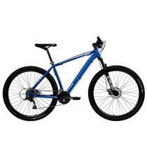 Bicicleta Aro 29 Mtb Redstone Nitro Alumínio 24v Azul -