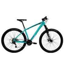 Bicicleta Aro 29 Mtb Redstone Nitro Alumínio 24v Verde -