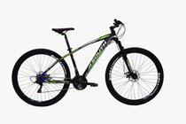 Bicicleta Aro 29 New South Odyssey Aço 21v -