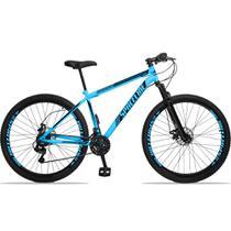 Bicicleta Aro 29 Spaceline Moon 21v Com Suspensão Freio A Disco - Tamanho 19 -