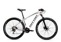 Bicicleta Aro 29 Sutton New Shimano 27v Freio Hidráulico -