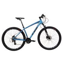Bicicleta Aro 29 TSW Hunch 24V Camb. Shimano Quad. Alumínio Tam. 17 Azul -