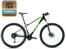 Bicicleta Aro 29 TSW Stamina 27V Camb. Shimano Quad. Alumínio Tam.17 -
