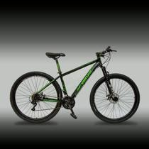 Bicicleta Aro 29 Venzo Aquila Kit 21v Freio Mecânico -