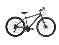 Bicicleta Aro 29 Woltz Aço Carbono 21 Marchas Garfo Rígido -