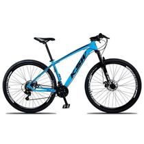 Bicicleta Aro 29 Xlt Cambios Shimano 21v Preto Azul Ksw -