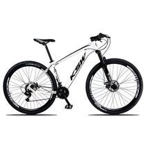 Bicicleta Aro 29 Xlt Cambios Shimano 21v Preto Branco Ksw -
