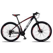 Bicicleta Aro 29 Xlt Cambios Shimano 24v Preto Vermelho Ksw -