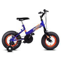Bicicleta Aro 8 Infantil Ultra Bikes Big Fat -