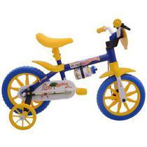 Bicicleta ARO12 MASC. Nathor Cairu - 110586 AZUL -