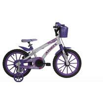 Bicicleta Athor Aro 16 Feminina Top Lux -