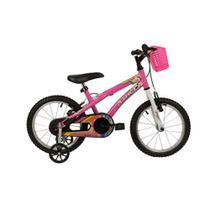 Bicicleta Athor Aro 16 Top Girl 4006 Feminina -