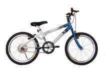 Bicicleta athor aro 20 mtb s/m  evolution masculino azul -