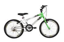 Bicicleta athor aro 20 mtb s/m  evolution masculino verde -