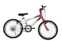 Bicicleta athor aro 20 mtb s/m  evolution masculino vermelha -