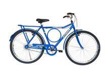 Bicicleta athor aro 26 executiva freio v- brake azul -