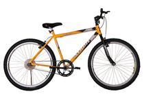 Bicicleta athor aro 26 mtb s/m legacy masculino amarela -