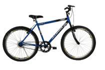 Bicicleta athor aro 26 mtb s/m legacy masculino azul -