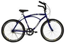 Bicicleta athor aro 26 surfer masculina  azul -