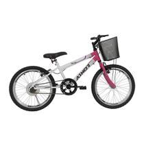 Bicicleta Athor Charmy Infantil Aro 20 S/M C/ Cesto Feminina - Athor Bikes