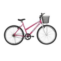 Bicicleta Athor Model Passeio Aro 26 S/M Feminina C/ Cesto - Athor Bikes
