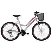 Bicicleta Athor Musa Infantil Aro 26 18v C/ Cesto Feminina - Athor Bikes