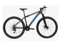 Bicicleta Athor Titan Aro 29 Freio a Disco 21 Machas Azul T- 17 -
